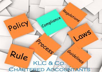 KLC & Co. - Corporate Compliance